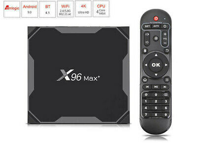 2019 MECOOL 'KM9 Pro' Voice Control TV Box Google Certificated