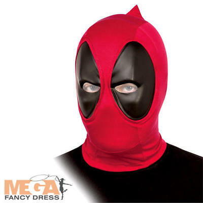 Deluxe Deadpool 2 Adult Halloween Costume /& Mask FREE Priority 1-3 Day DELIVERY!