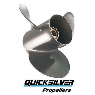 Mercury Quicksilver Stainless Qs5070X 14.00Rh19 Lightspeed Propeller
