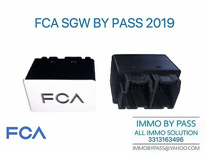 (Immo By Pass) Sgw By Pass Alfa Fiat Lancia Jeep Chrysler Dodge Maserati