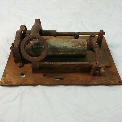"""Edison Standard Model A Cylinder Phonograph, s/n S57441, """"New Style"""" Project"""