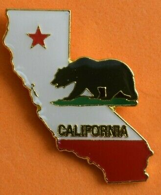 California colorful lapel pin Nice Very nice Collector Pin NEW!!!