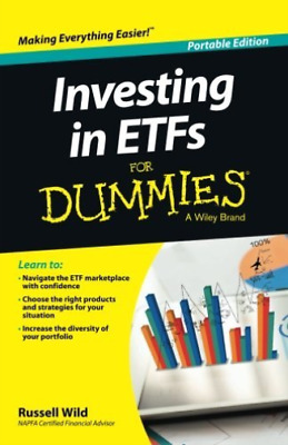 Investing in ETF For Dummies (For Dummies (Busines (US IMPORT) BOOK NEW