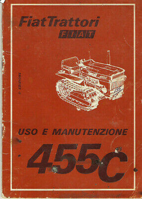 FIAT - Trattore  Mod.  455c - Manuale Uso - Pages 33