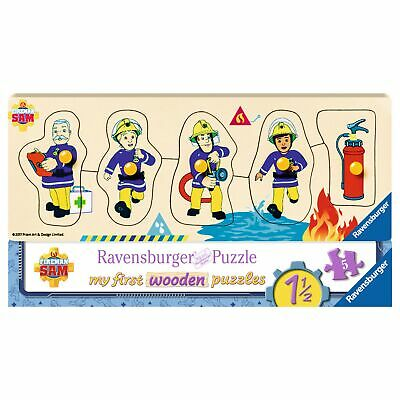 Puzzle Ravensburger 45 Teile My First Play Puzzles 75187