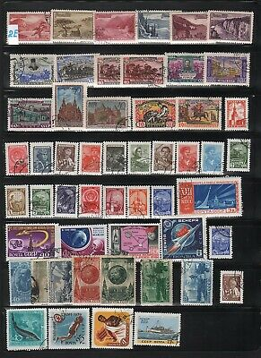 RUSSIA, Lot Of Old Stamps # 53X* - $3 25 | PicClick