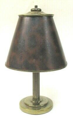 1930's Mid-Century Modern figural Table Lamp CIGARETTE HOLDER DISPENSER vintage