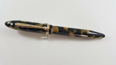 Sheaffer Balance Black And Pearl Lifetime Fountain Pen C.1930