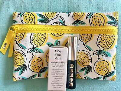 IPSY GLAM BAG With 6Pc Makeup ~ IT Cosmetics Clinique Too Faced +