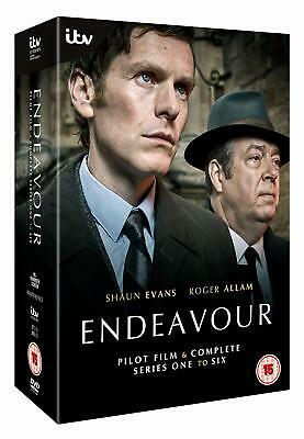 Endeavour: Complete Series 1-6 (14 Discs) DVD NEW & SEALED