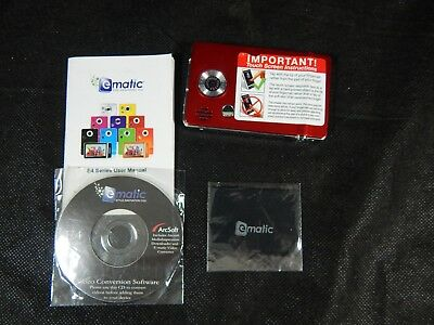 Ematic E4 Digital Camera 5Mp