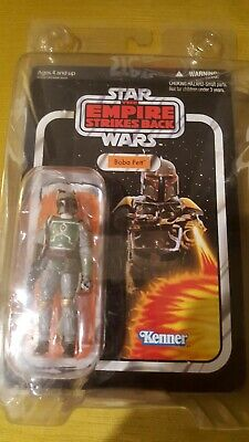 Star Wars Vintage Collection Boba Fett Unpunched VC09 (Empire Strikes Back)