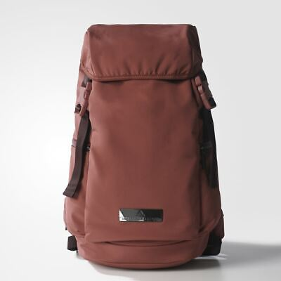 Brand New Clay Red Women's adidas by Stella McCartney Athletics backpack CD1294