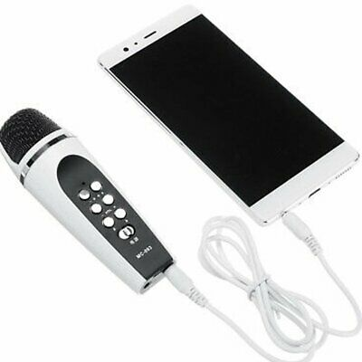 4 Mode Voice Changer Microphone For Iphone Apple Smartphone Cellphone PC AZ