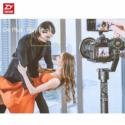 ZHIYUN Crane official more than 3-axis gimbal hand stabilizer for DSLR camera