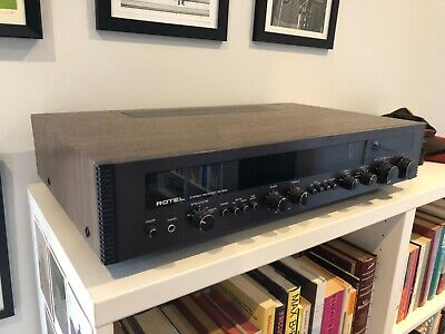 Rotel RX-802 Stereo Receiver