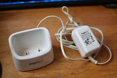 Angelcare Receiver Charging Cradle w/ Power Cord Model PA-07.515-DVAA For AC401