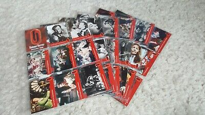 Hammer Horror Series Two Trading Card Base Set (Strictly Ink, 2010)
