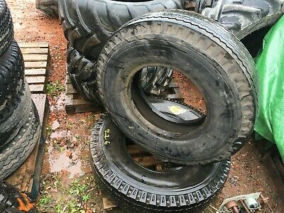 4x 10.00 20 lorry or trailer tyres solid tyres very little use