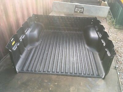 Isuzu pickup truck plactic load liner to fit double cab