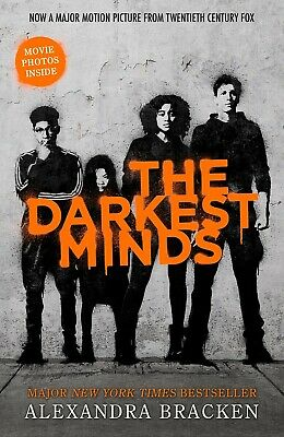 The Darkest Minds NOW A MAJOR MOTION PICTURE, WITH PHOTOS INSIDE-G002