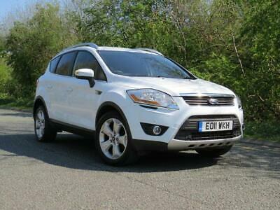Ford Kuga 2.0TDCi ( 140ps ) 2011 MY Zetec 2 OWNERS