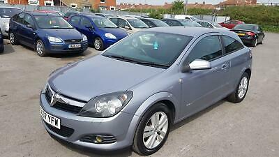 Vauxhall/Opel Astra 1.4i 16v Sport Hatch 2007 SXi Low Mileage,HPI Clear,New Mot