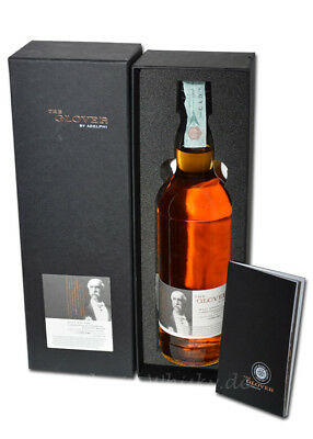 The Glover by Adelphi 14 Jahre Blended Scotch-Japan  0,7L 44,3% - limitiert