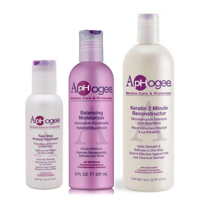 ApHogee Hair Treatments