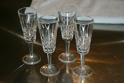 Waterford Crystal Lismore Champagne Flutes