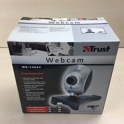 TRUST WB-1400T WEB CAMERA WINDOWS 7 64 DRIVER