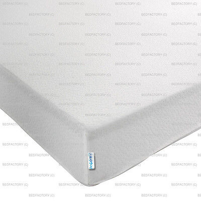 4Ft Small Double Reflex Orthopaedic Foam Mattress 4 Inches Support Firm