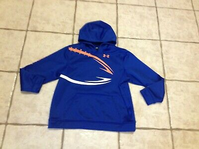 2c4a1328819b Under Armour Storm Boys Hoodie Sweatshirt Size Youth Xl -Loose Fit-Under  Armour
