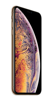 Apple iPhone XS Max-64GB-Gold(Boost Mobile)A1921(CDMA+GSM)-Inculded 1 Month Free