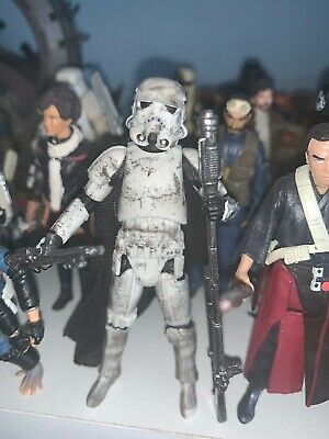Star Wars Mimban Stormtrooper the vintage collection figure