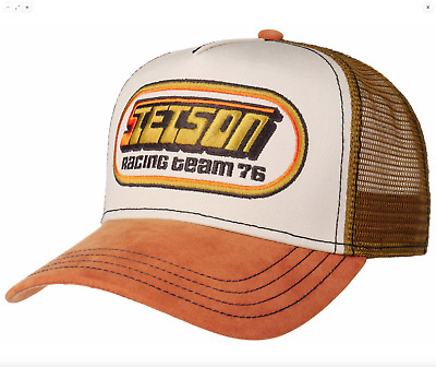 Trucker Cap Racing STETSON NEW collection