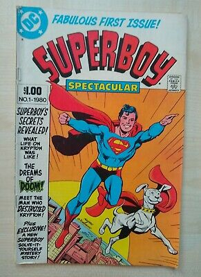 DC Comic: Superboy Spectacular Issue 1, 1980
