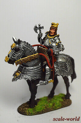 54 mm figure Tin soldier Tolstoy L.N