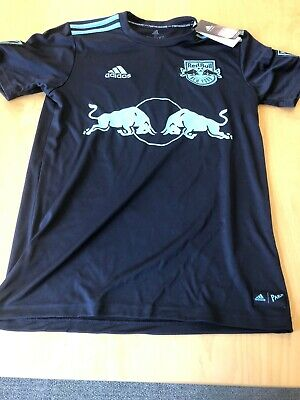 2943da756c8 ADIDAS MLS NEW York Red Bulls 2019 Parley Jersey (SMALL) NWT ...