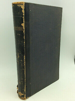 HISTORY OF THE PELOPONNESIAN WAR by Thucydides; William Smith, trans. - 1855 -