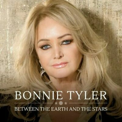 Bonnie Tyler NEW CD  Between The Earth And The Stars SHIPPING NOW !