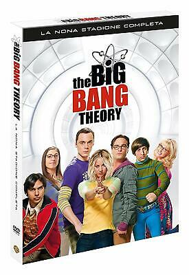 The Big Bang Theory - Stagione 9   (Dvd) Nuovo Originale e sigillato