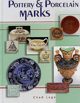 English Pottery Makers Marks