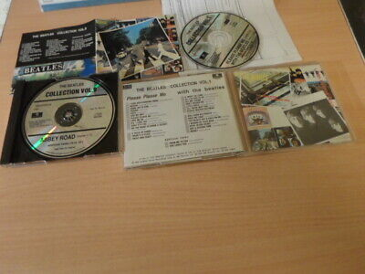 the beatles2cd abbey road&singles please please me with the beatles&singles rare