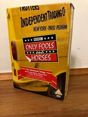 Only Fools and Horses: Christmas Trilogy DVD (2004) David Jason