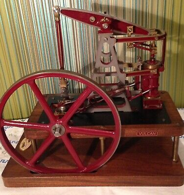 Superb Reeves Heritage Model Beam Engine  Vulcan No V 016  Exc Con