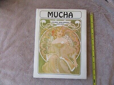 Signed Mucha Book  ---S18