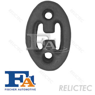 EXHAUST RUBBER MOUNT OVAL HANGER MOUNTING MG EMR004