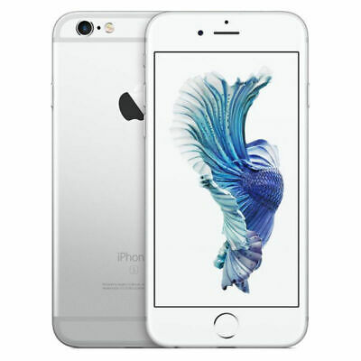 Apple iPhone 6s 16GB Factory GSM Unlocked T-Mobile AT&T Smartphone - Silver