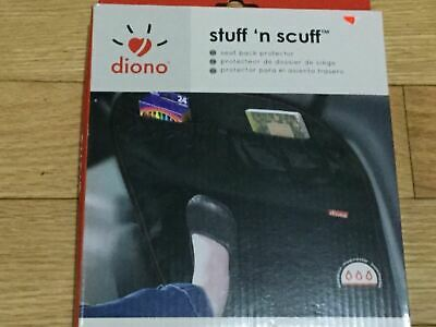 Diono stuff n scuff back seat protector new package